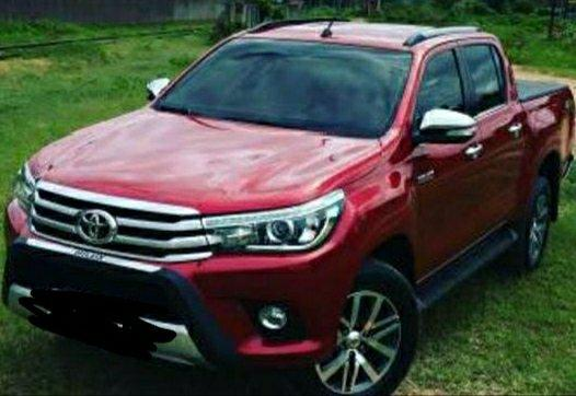 Toyota Hilux 2016/2016