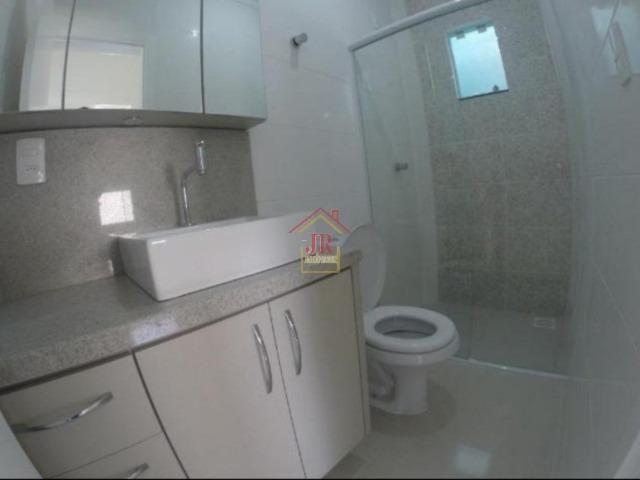 FL@-Lindo Apartamento decorado de 1 dormitório Ingleses/Floripa - Foto 17