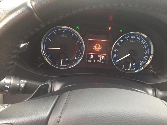 Corolla XEI 2.0 automático flex 2016/2017 - 42.000 km rodados