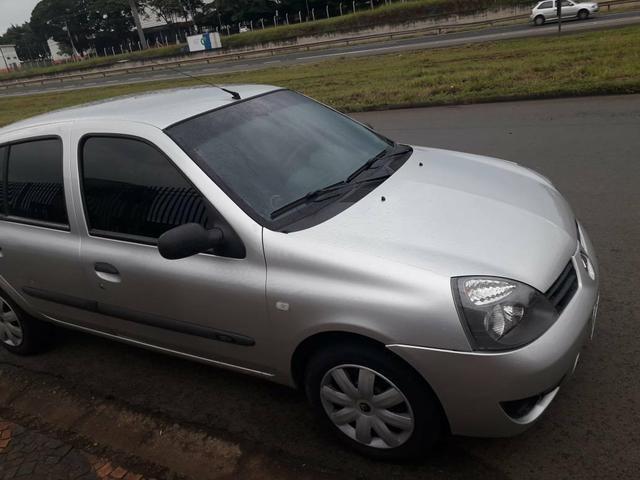 Renault Clio 09 com ar - Foto 2