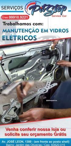 Revisão, Manutenção e Reparo Vidro Vidro Elétrico
