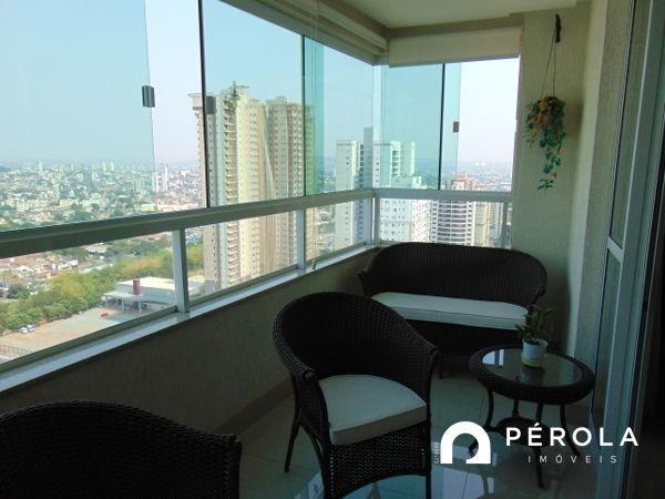 Apartamento com 3 quartos no Residencial Itio Taia - Bairro Setor Bueno em Goiânia - Foto 10