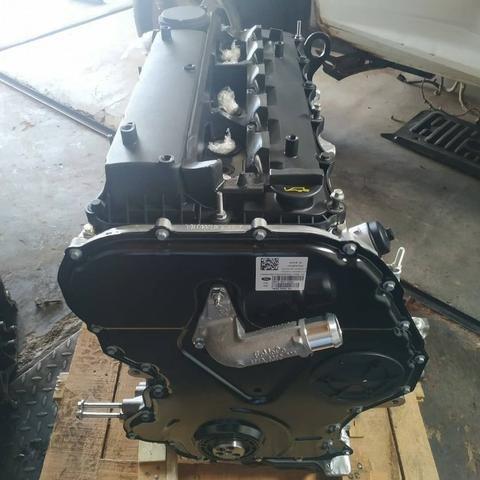 Motor parcial diesel Ford Ranger 3.2 novo - Foto 4