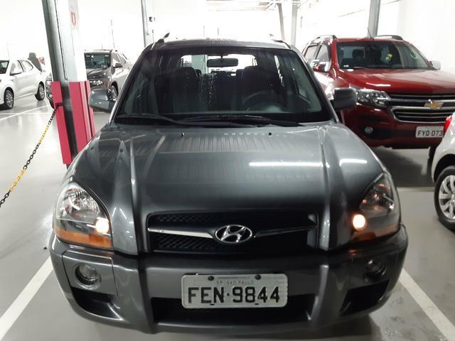 Hyundai tucson 2.0 gls 16v aut flex 2015
