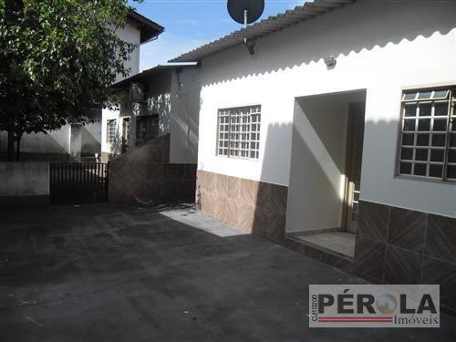 Casa geminada com 2 quartos - Bairro Setor Sol Nascente em Goiânia