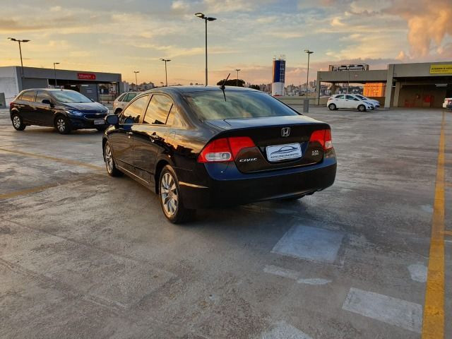 Honda New Civic LXL Flex - Automático + Borboletas - Abaixo da Fipe - Foto 4