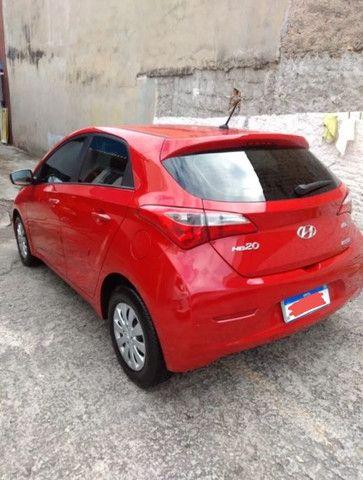 Transfiro Hyundai HB20