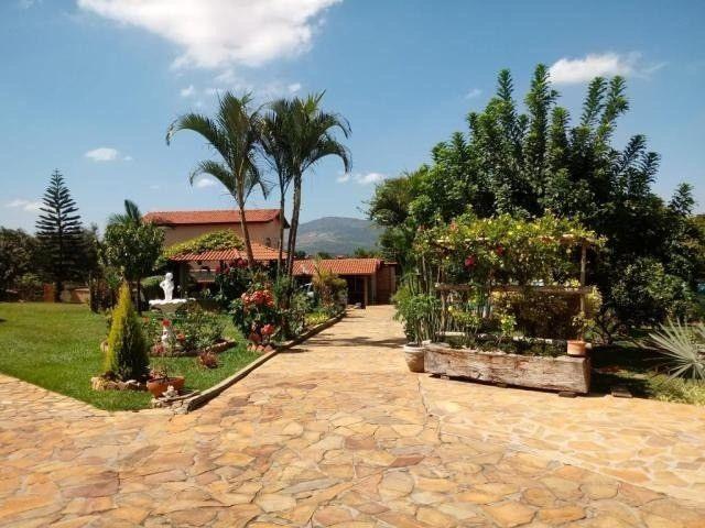 Sítio com estrutura completa de moradia e lazer em São Joaquim de Bicas/MG - Foto 9