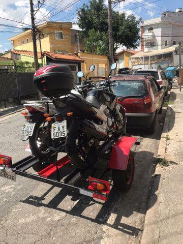 Resgate de motos e locação de carretinha