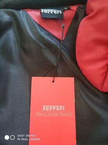 Colete Ferrari