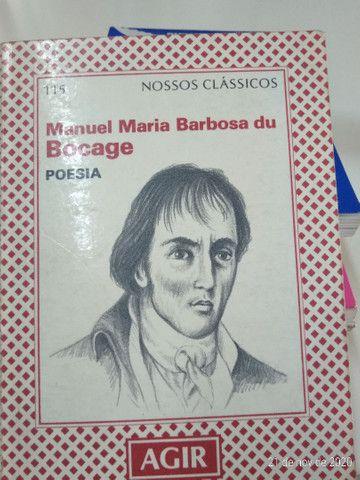 Manuel Maria Barbosa du Bocage ? Poesia - Foto 2