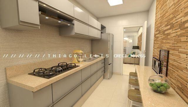 Bairro Bandeirantes lançamento lindo apartamento de 2 quartos suíte varanda elevador - Foto 9