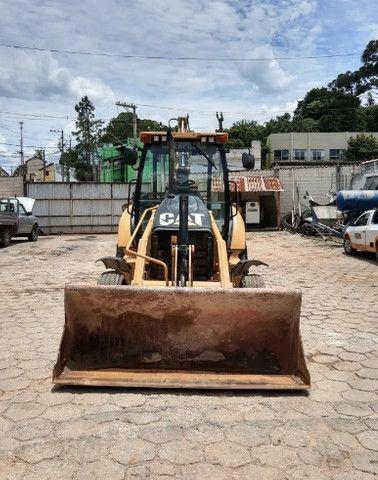 Retro escavadeira 416e - Foto 2