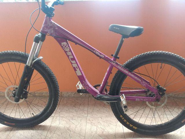 Bicicleta HUPI NAJA 26  - Foto 5