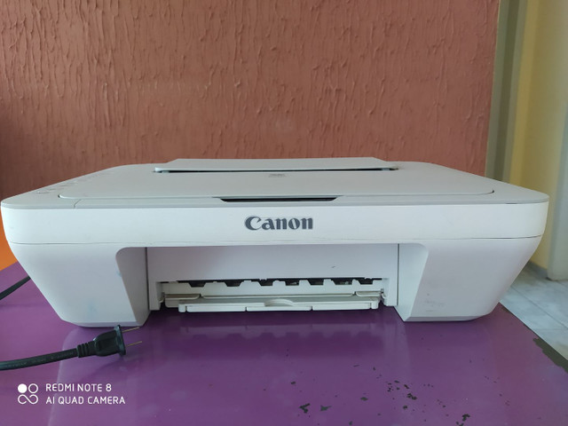 Vendo impressora Canon