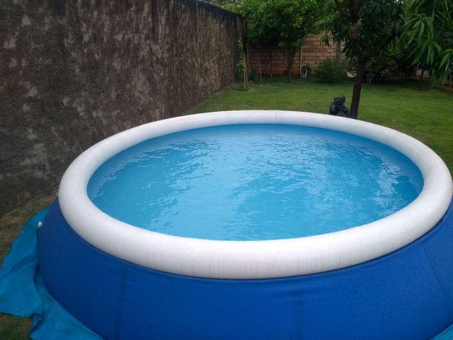 Cleiton piscina limpeza de piscina