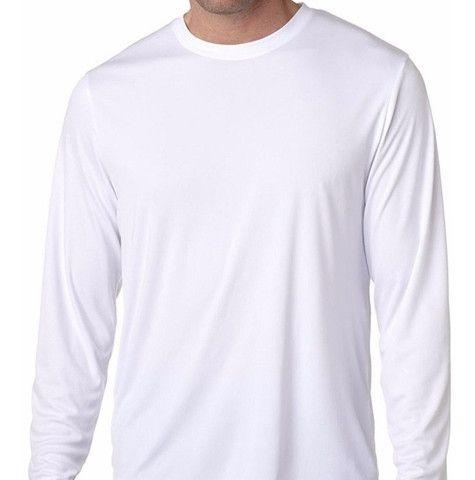 Camisa Proteção UV Malha Fria - Atacado - Foto 3