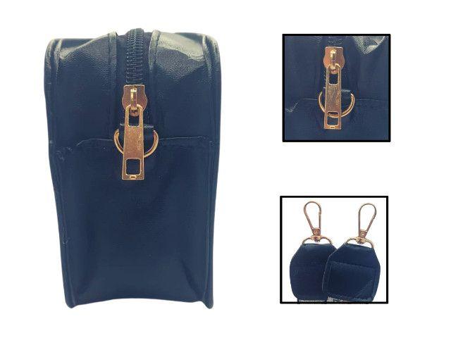 Bolsa Feminina Transversal Mini Bag Blogueira - Foto 3