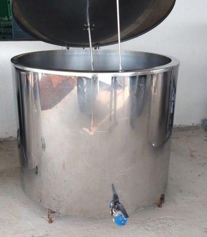Resfriador de leite granel