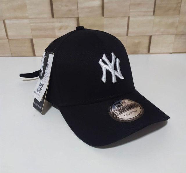 Bonés NY New Era