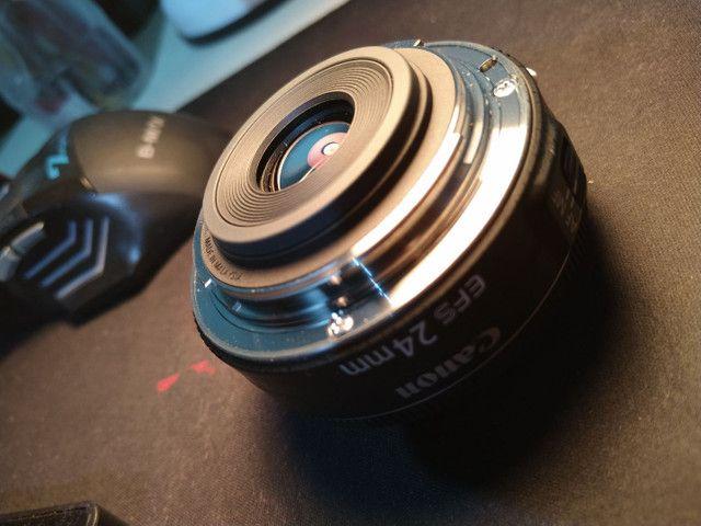 Lente Canon 24 mm Stm  - Foto 2