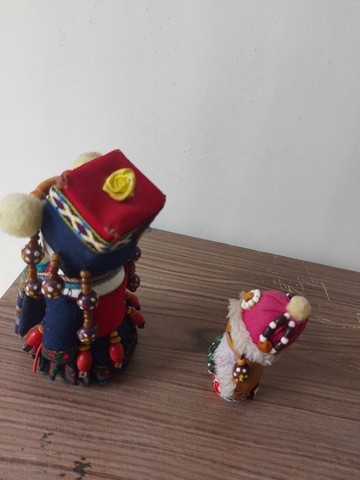 Bonecas japonesas - Foto 2