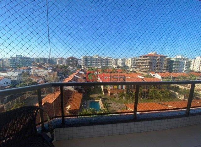 Cobertura com 3 dormitórios à venda, 224 m² por R$ 1.200.000,00 - Braga - Cabo Frio/RJ - Foto 6