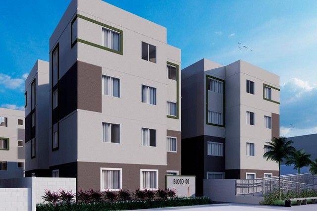 Apartamento em São Pedro, Ribeirão das Neves/MG de 40m² 2 quartos à venda por R$ 126.900,0 - Foto 8