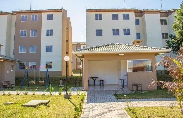 Apartamento em Santa Cândida, Curitiba/PR de 58m² 3 quartos à venda por R$ 209.600,00