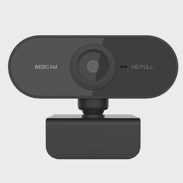 Full HD 1080 Webcam Microfone USB Mini Câmera De Visão 360º