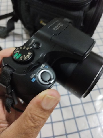Máquina fotográfica Canon SX520 HS - Foto 5