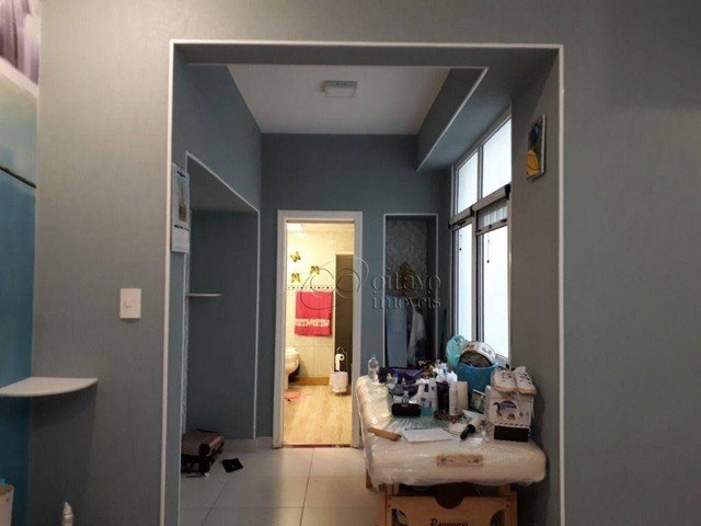 Atlantica Posto 5, vista panoramica 200m2 reformado salão duplo 3 quartos suite dependenci - Foto 20