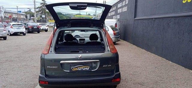 Peugeot 207 SW XR SPORT 1.4 8V FLEX 4P - Foto 14