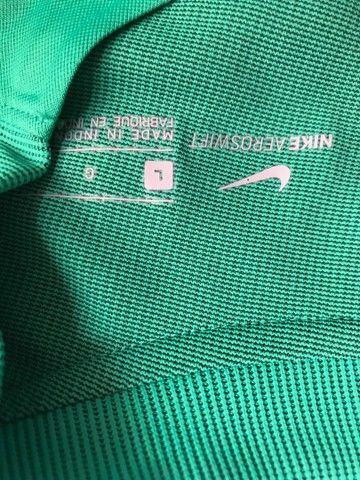 Camisa oficial de treinamento do Brasil manga curta TAM L