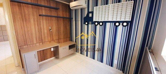 (Vende-se) Le Parc - Apartamento com 3 dormitórios, 96 m² por R$ 530.000 - Industrial - Po - Foto 15