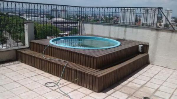 Apartamento à venda com 3 dormitórios em São sebastião, Porto alegre cod:PJ1355 - Foto 9