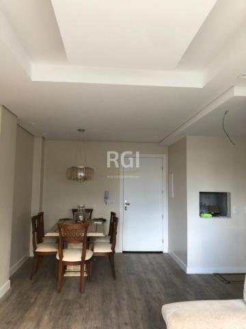 Apartamento à venda com 2 dormitórios em Jardim lindóia, Porto alegre cod:HT214 - Foto 3