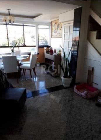 Apartamento à venda com 3 dormitórios em Jardim lindoia, Porto alegre cod:HM194 - Foto 7