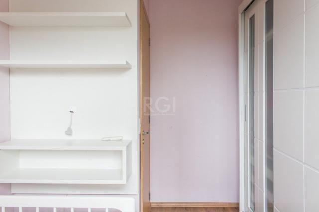 Apartamento à venda com 3 dormitórios em Jardim lindóia, Porto alegre cod:EL56357234 - Foto 17