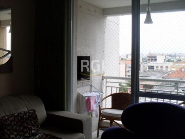 Apartamento à venda com 3 dormitórios em Vila ipiranga, Porto alegre cod:MF20068 - Foto 15