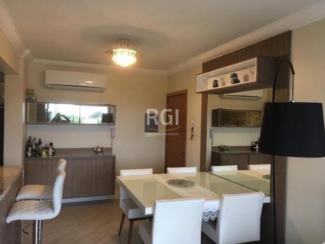 Apartamento à venda com 3 dormitórios em Vila jardim, Porto alegre cod:EL56355558 - Foto 2