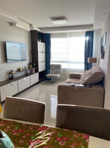 Apartamento à venda com 2 dormitórios em Jardim lindóia, Porto alegre cod:FE6860 - Foto 2
