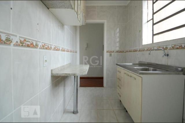 Apartamento à venda com 1 dormitórios em São sebastião, Porto alegre cod:LI50878627 - Foto 3