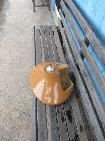 Pia lavatório Icasa cor caramelo excelente estado - Foto 6