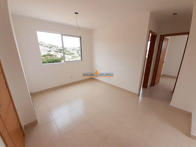 Apartamento à venda com 2 dormitórios em Jardim dos comerciários, Belo horizonte cod:17800