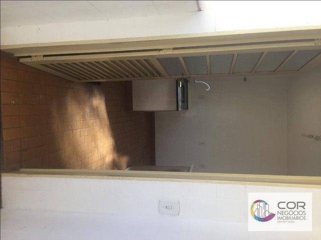 Apartamento com 1 dormitório para alugar, 70 m² por R$ 650,00/mês - Vila Redentora - São J - Foto 4