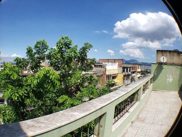 Ótimo Apartamento Duplex 2 Quartos todos espaçoso com Quintal na Pavuna - Foto 18