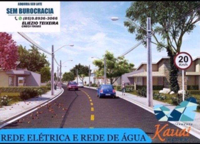 Lotes no Cauípe em Caucaia com infraestrutura completo ! - Foto 16