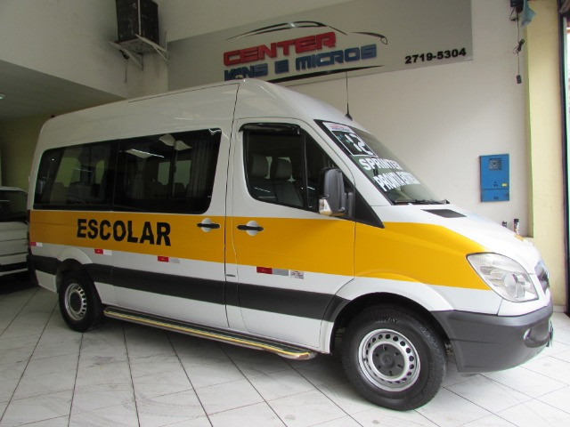 Sprinter 415 Escolar 2012/2012 - Foto 3