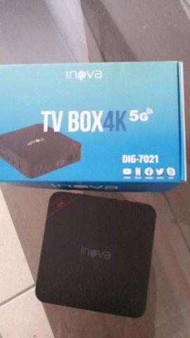 Tv box 5g inova  - Foto 3